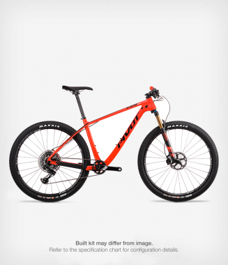 Pivot LES 27.5 Westside Red