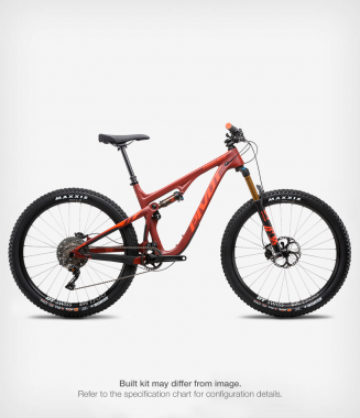 Pivot Trail 429 Crimson