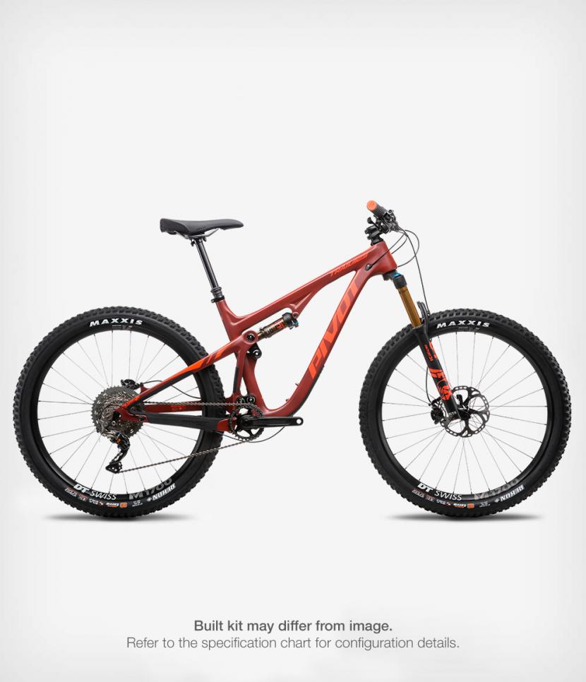 Pivot Trail 429 Crimson