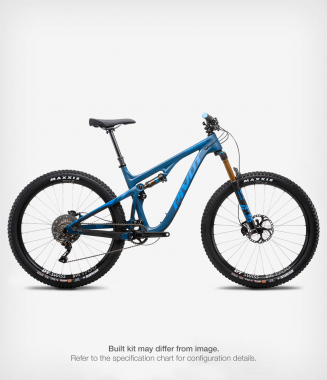 Pivot Trail 429 Steel Blue