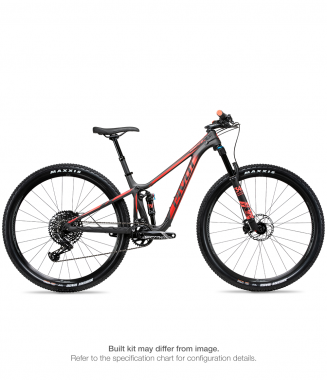 Mach 4 SL Carbon Race X01